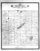 Wellington Township, Stockade Lake, Renville County 1888